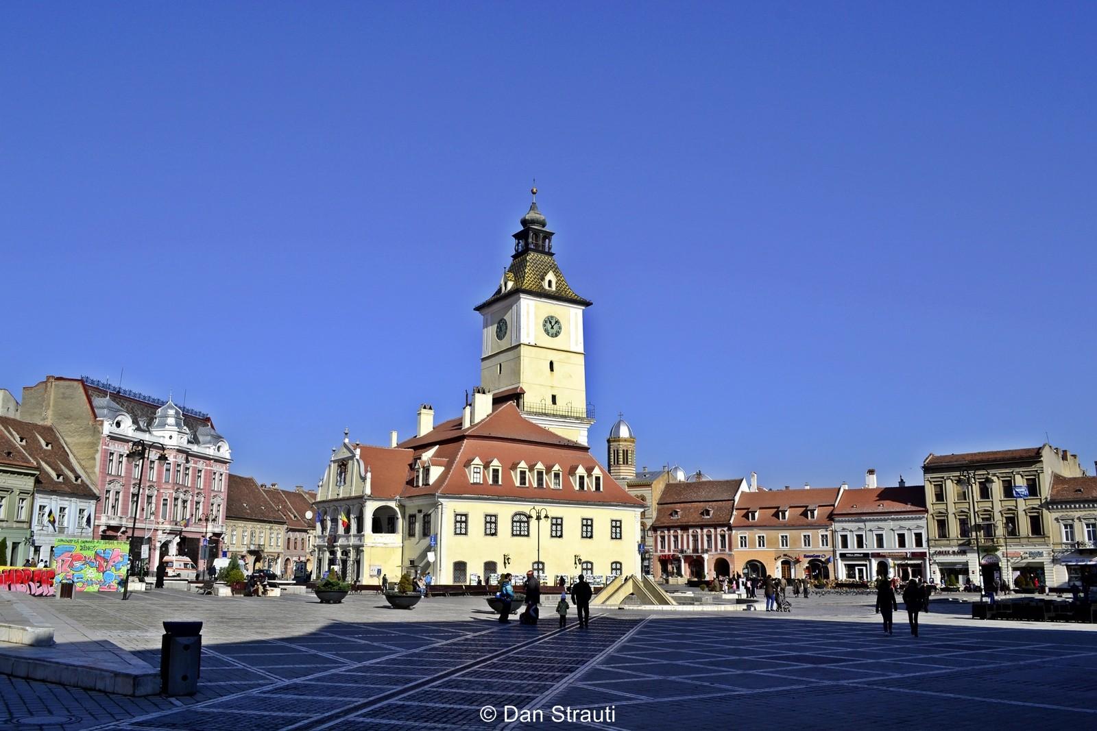 Brasovul - cel mai iubit oras din Romania